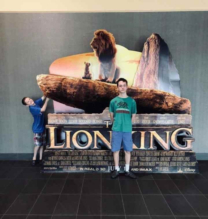 Can You Feel The Love Tonight? My Review of  Disney's The Lion King