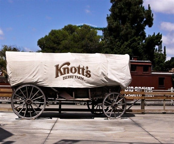 Military Discount at Knott's Berry Farm