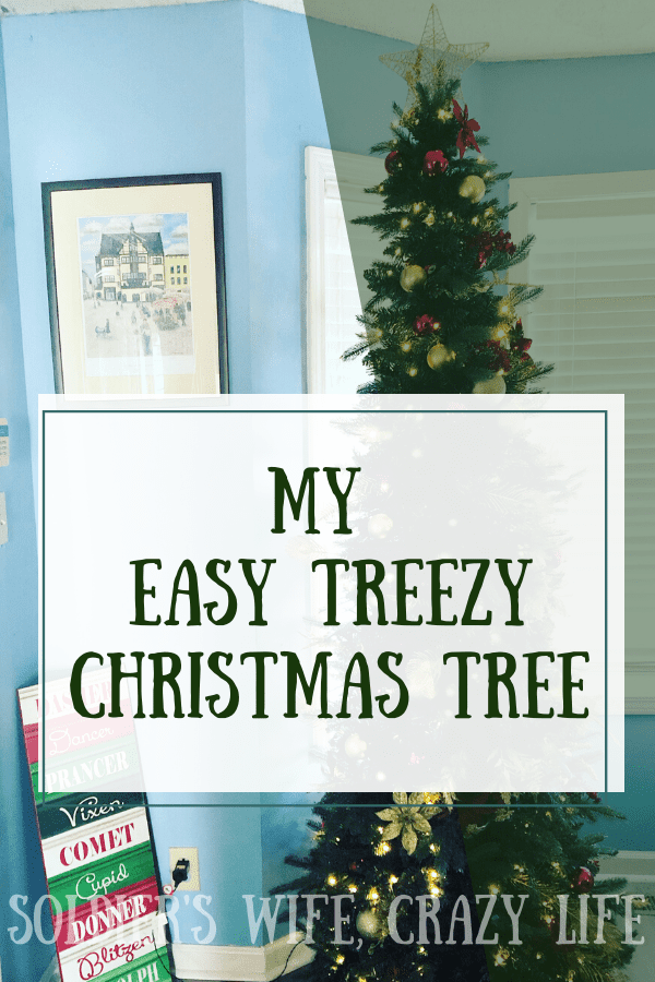 Easy Treezy Christmas Tree