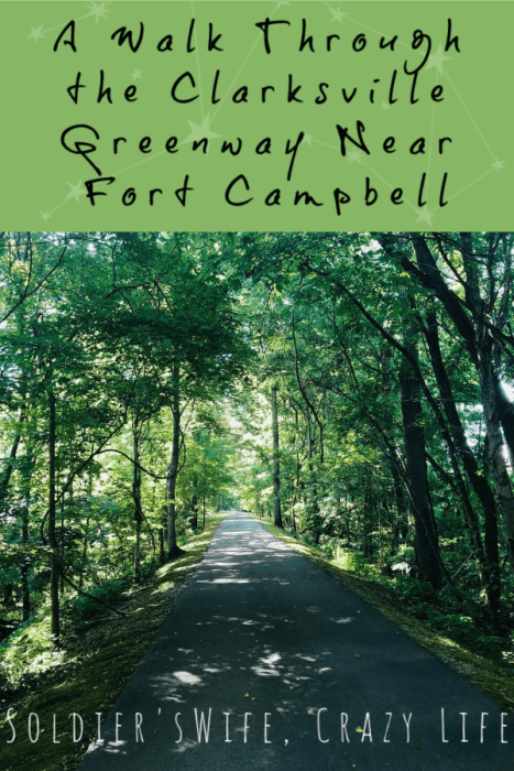 A Walk Through the Clarksville Greenway Near Fort Campbell