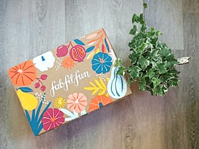 Treat Yourself With a FabFitFun Box This Fall
