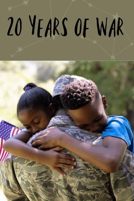 20 years of war