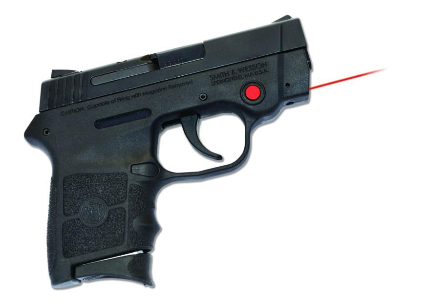 Crimson Trace Equips M&P BODYGUARD Handguns - Soldier ...