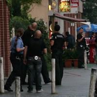Fahnder zielten daneben  - Fahndung nach Mehmet Yildirim in der Koloniestraße erfolglos