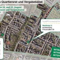 Wahl zum Quartiers- und Vergabebeirat im Soldiner Kiez