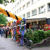 Eröffnungfeier im Cafe Dodici XII