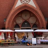 Weihnachtlicher Tauschmarkt und Luminale an der Stephanuskirche
