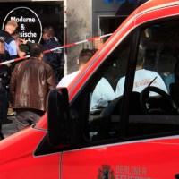 Polizeieinsatz Prinzenallee