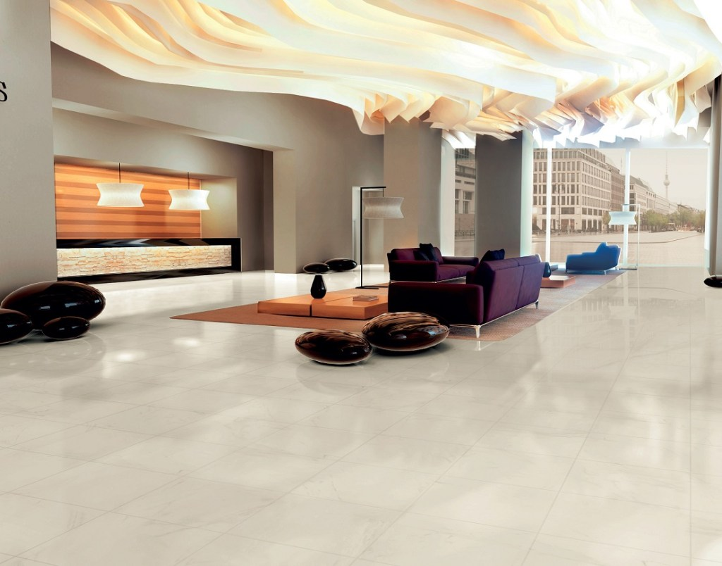 ECO LUXE Calacatta Gold tile- Sole Ceramic