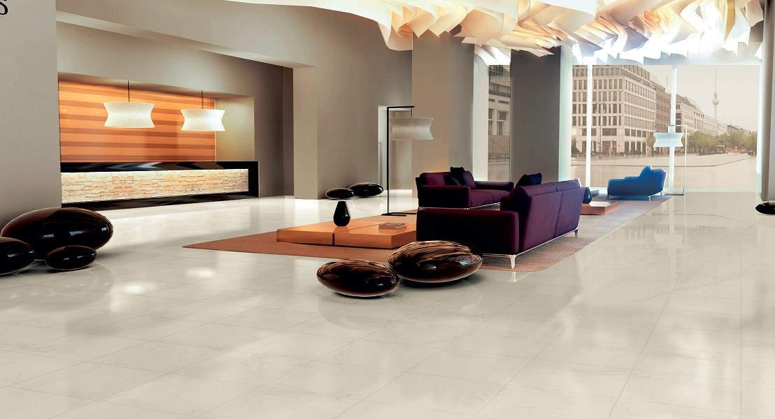 ECO LUXE Calacatta Gold tile- Sole Ceramic