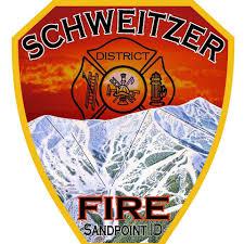 schweitzer fire logo