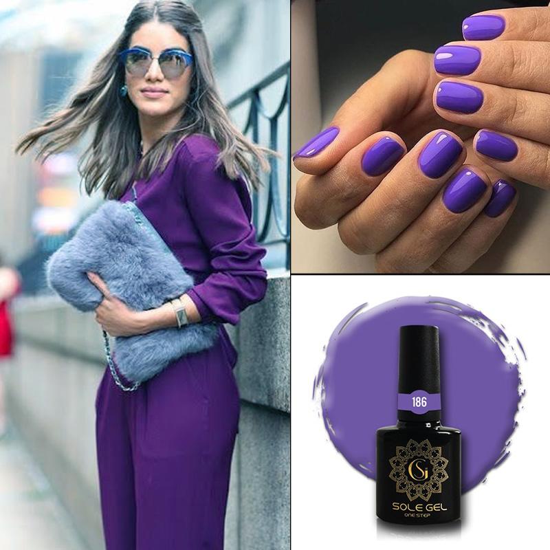 sole-gel-violet