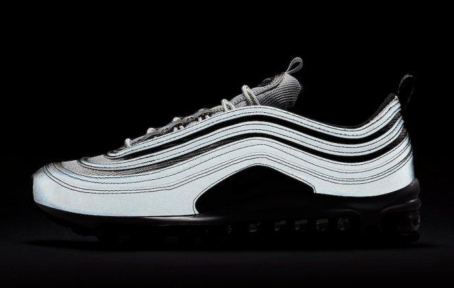 "the latest e47a3 dd3df Nike Air Max 97 ""Reflect Silver"" – SoleGRIND"