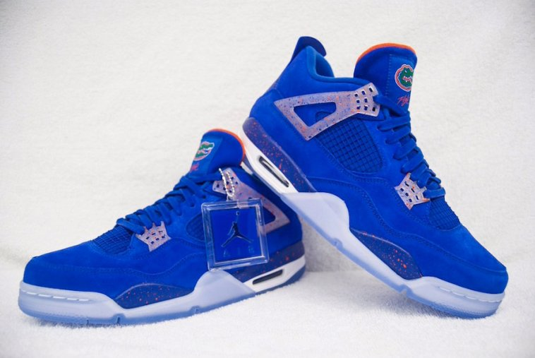 395e9cceffece7 Air Jordan 4 Gators PE Peach Bowl – Sneaker Bar Detroit – SoleGRIND