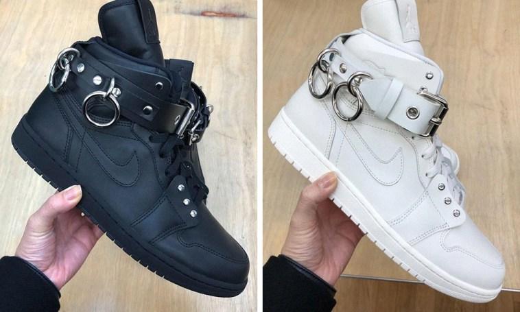 04ea2c7d3 COMME des GARÇONS HOMME Plus Nike Air Jordan 1  Release Info