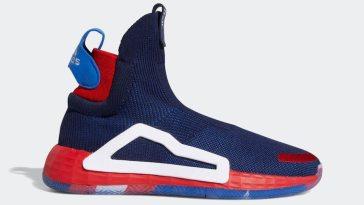 """db6f4b7f3a0d3 Marvel x adidas N3XT L3V3L """"Captain America"""" coming April 26th"""
