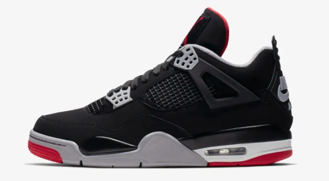 "795abefb007 ... Air Jordan IV, the icon returns in an OG colorway first released in  1989. The timeless silhouette is crafted to the specs of the 1989 release  with ""NIKE ..."