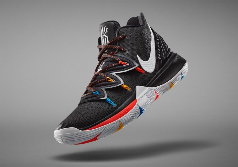"""cheap for discount f4d9a 71193 The Nike Kyrie 5 """"Friends"""" will debut on the 15th ..."""