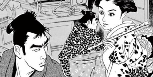Miss Hokusai. ( Philippe Picquier )