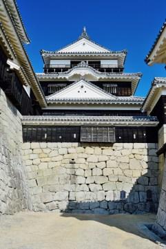 Chateau de Matsuyama ( Soleil Levant 75 )