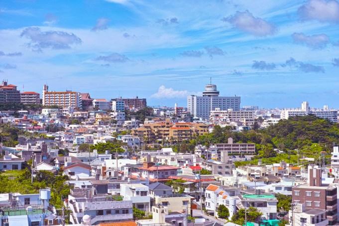 Naha okinawa ( Soleil Levant 75 )