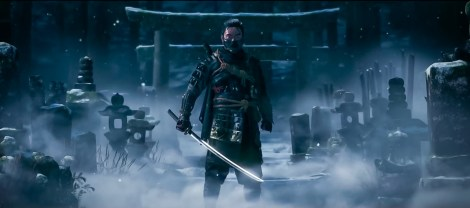 Ghost of Tsushima ( Sony Interactive Entertainment )