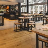 """"""" Wagamama"""", un nouveau restaurant japonais à Paris.."""
