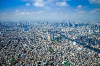 Tokyo ( Copyright Soleil levant 75 )