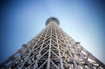 Tokyo Sky Tree ( Copyright Soleil levant 75 )