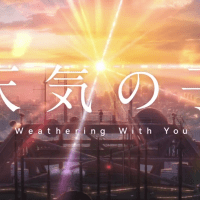 "Annecy 2019, "" Weathering with you"", de Makoto SHINKAI.."