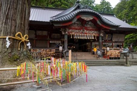 Fujiyoshida Sengen Shrine (Copyright Soleil levant 75 )