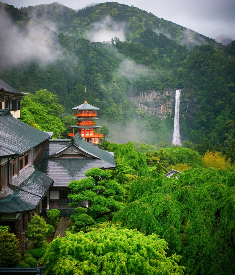 Shikoku, Nachi ( Copyright Soleil Levant 75 )