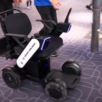 Bientôt des fauteuils roulants autonomes dans les aéroports du Japon.