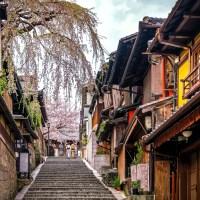 Kyoto, Higashiyama.