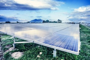 Raslag Solar Plant in Pampanga Philippines