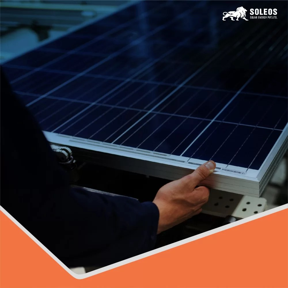 How Is The Solar Panel Manufactured Till Fitted At Your Place