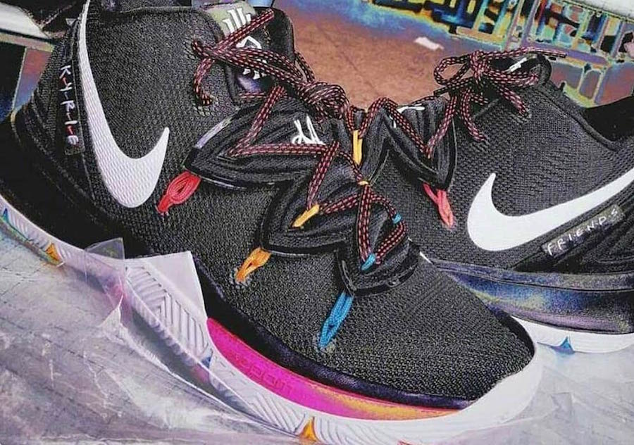 """Nike Kyrie 5 Inspired by """"Friends"""