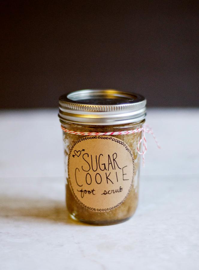 DIY la galleta de azúcar pie friega |  Así que ... Vamos a Pasar el rato