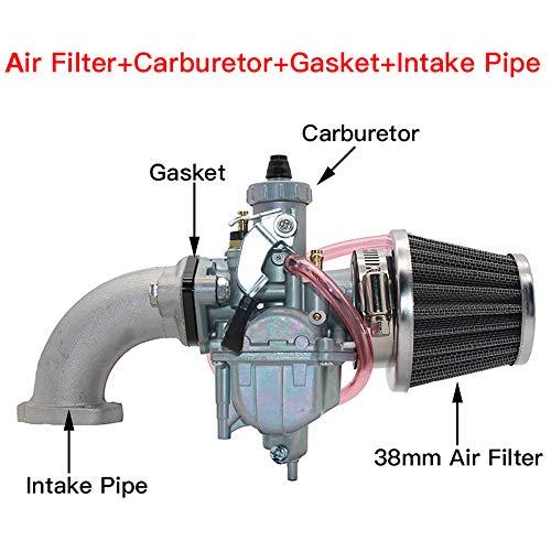 Mikuni 26mm Carb Air Filter Intake Gasket For Chinese 110cc 125cc 140cc YX Dirt