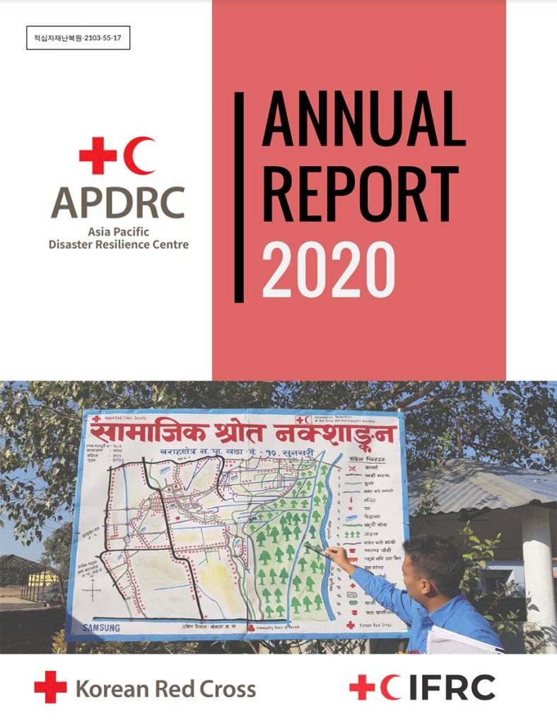 APDRC, Annual Report 2020