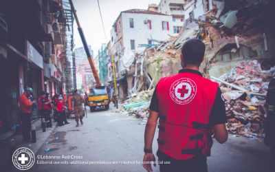 بيروت بعد الانفجار: كيف تلعب التكنولوجيا دورًا حيويًا