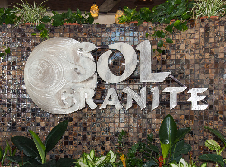 Sol Granite | Welcome Newsletter
