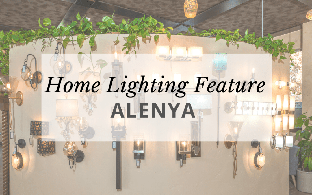 Home Lighting Feature | Alenya