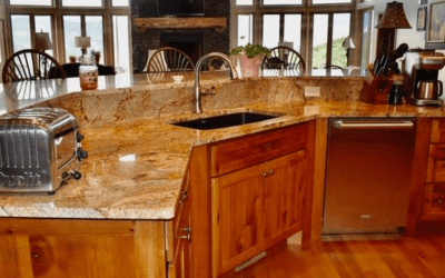 The Peterson Countertop & Backsplash Collection