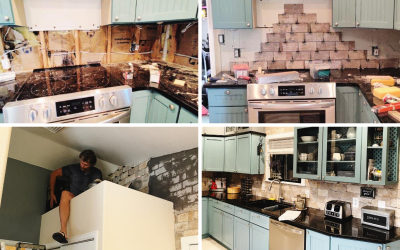Dai's Kitchen Remodel…A Year In The Making!