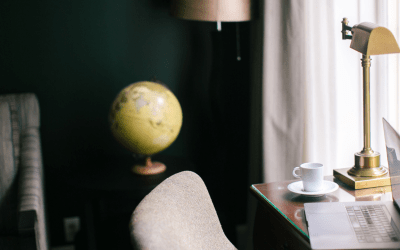 How To Use Dark Colors In Your Home