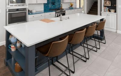 White Quartz Countertops | 3 Things to Consider