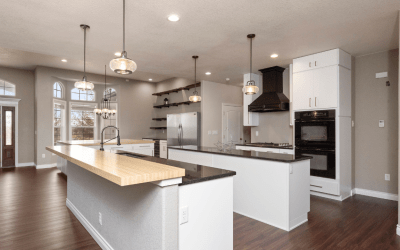 How to Mix and Match Kitchen Countertops