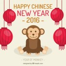 happy-chinese-new-year-2016-with-a-cute-monkey_23-2147532303