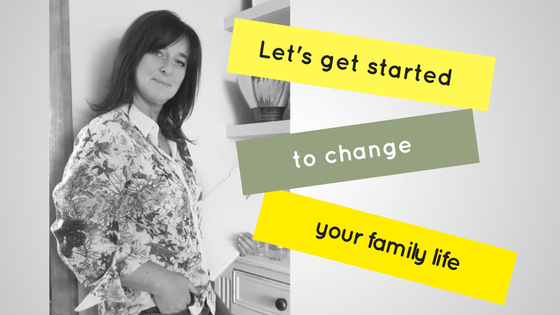 Together we can change your family life